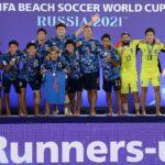 史上初の銀メダル獲得 帰国後の裏側|FIFAビーチサッカーワールドカップロシア2021