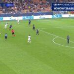 【GS Matchday1】インテル vs レアル・マドリード 1分ハイライト/UEFAチャンピオンズリーグ 2021-22【WOWOW】