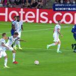 【GS Matchday1】バルセロナ vs バイエルン・ミュンヘン 1分ハイライト/UEFAチャンピオンズリーグ 2021-22【WOWOW】