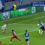 【GS Matchday2】ポルト vs リヴァプール 1分ハイライト/UEFAチャンピオンズリーグ 2021-22【WOWOW】