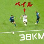 【海外サッカー 】まるで陸上選手のようなスプリント集