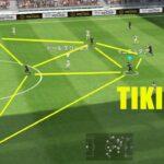 サッカー史上最高の戦術『TIKITAKA』ウイイレでやったら無双。【ウイイレアプリ2021】